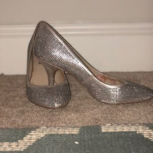INC prom shoes